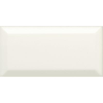Piastrella per rivestimenti Victorian 7.5 x 15 cm sp. 9 mm bianco