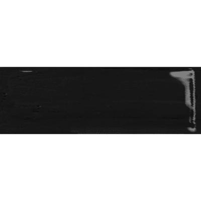 Piastrella per rivestimenti Natura 6.5 x 39.6 cm sp. 10 mm nero