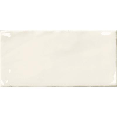 Piastrella per rivestimenti Natura 6.5 x 13 cm sp. 10 mm bianco