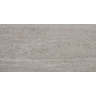 Piastrella Travertino L 26.1 x H 52.2 cm beige
