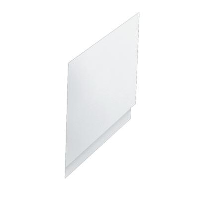 Pannello di rivestimento vasca laterale Egeria acrilico bianco L 75 x H 50 cm