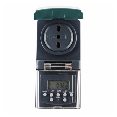 Switch timer EVOLOGY 924715 digitale settimanale