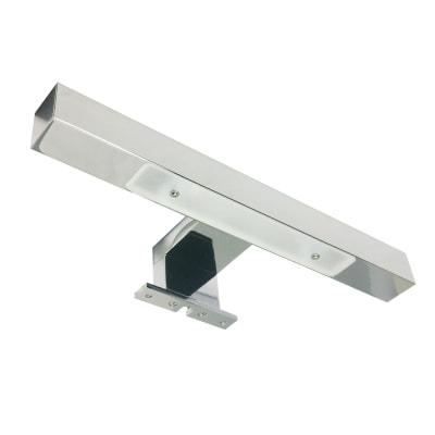 Applique moderno Stratos LED integrato cromo, in alluminio, 30x