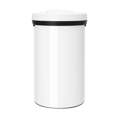 Pattumiera Big Bin manuale bianco 60 L