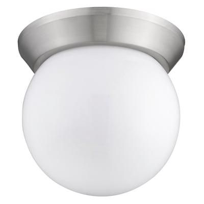 Plafoniera moderno Globo LED integrato bianco D. 22 cm