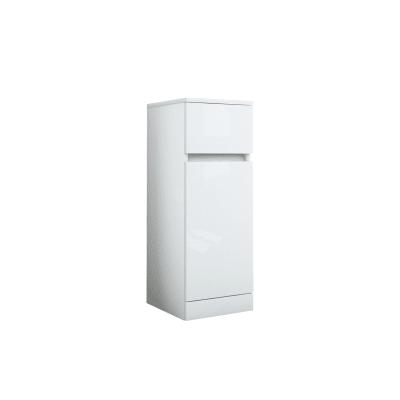 Base Elise L 30 x P 33.5 x H 82 cm bianco