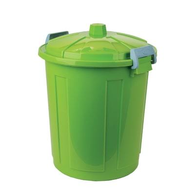 Pattumiera verde 21 L