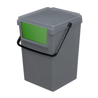 Pattumiera verde 35 L
