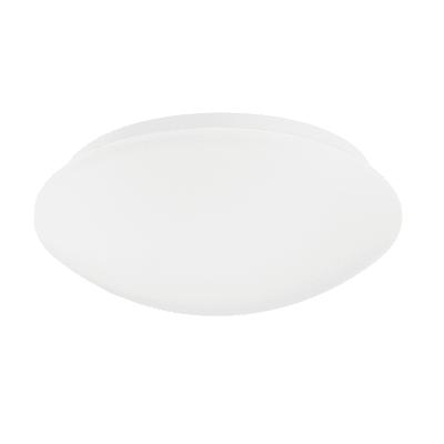 Plafoniera Moon bianco, in metallo, diam. 25, LED integrato 12W IP20 INSPIRE