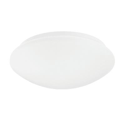 Plafoniera moderno Moon LED integrato bianco, in metallo,  D. 35 cm INSPIRE