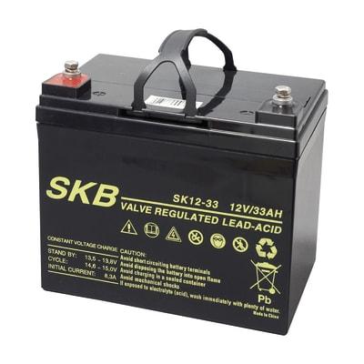 Batteria per accumulo energia solare 38.6433.05 12 V 33 Ah