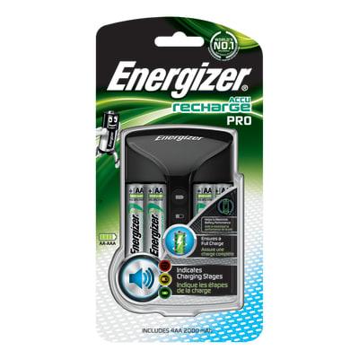 Caricabatterie ENERGIZER Intellingent AA