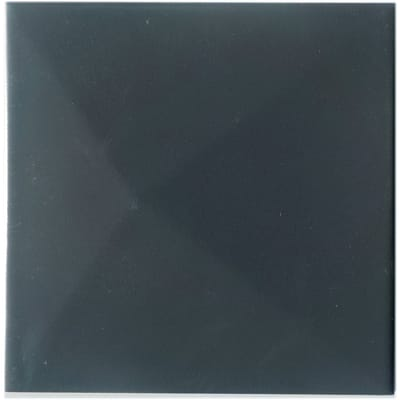 Piastrella Summit L 15 x H 15 cm nero
