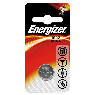Pila CR1632 ENERGIZER 1 batteria
