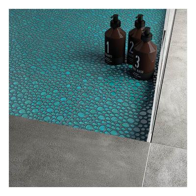 Mosaico Acquamarina H 30 x L 30 cm verde