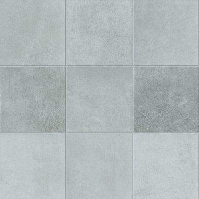 Piastrella Cement H 10 x L 10 cm PEI 4/5 grigio