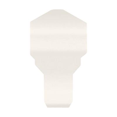 Listello Devon L 5 x H 33.3 cm bianco