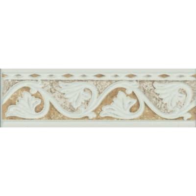 Listello Florence L 6 x H 20 cm beige