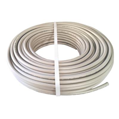 Cavo elettrico BALDASSARI CAVI 3 fili x 2,5 mm² Matassa 100 m grigio
