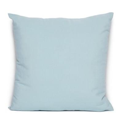 Cuscino INSPIRE Lea azzurro 40x40 cm