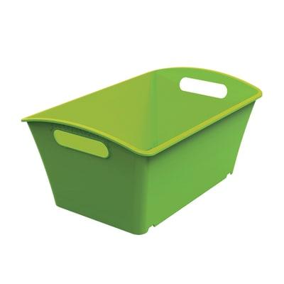 Cesta Q-In Box 5 L L29.2 x H 13.1 x P 19.2 cm assortiti