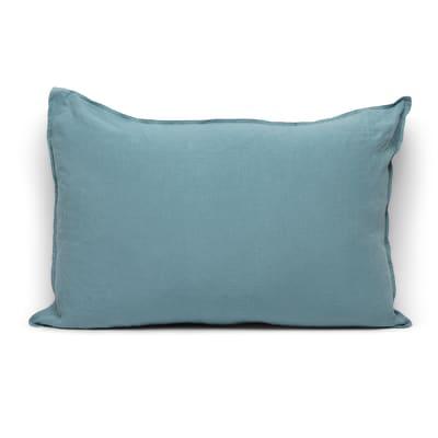 Cuscino Lina azzurro 60x40 cm