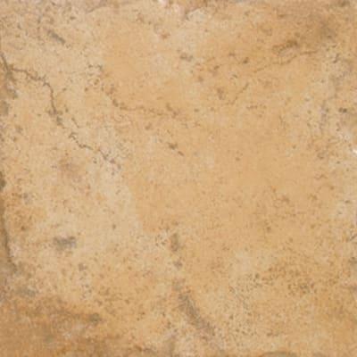 Piastrella Lima L 10 x H 10 cm giallo
