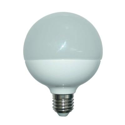 Lampadina LED E27 globo bianco tenue 23W = 2452LM (equiv 150W) 300° LEXMAN