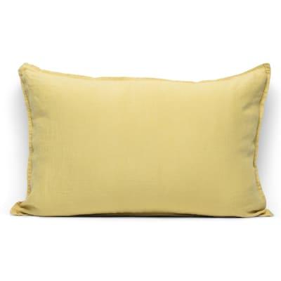 Cuscino Lina giallo 60x40 cm