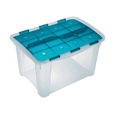 Scatola Home box L 37.2 x H 33.3 x P 53.9 cm