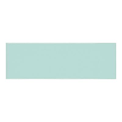 Piastrella Must L 10 x H 30 cm azzurro