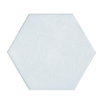 Piastrella Provenza H 15 x L 17.3 cm PEI 4/5 bianco