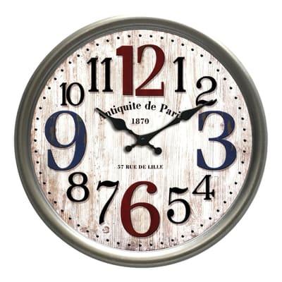 Orologio Paris 38x38 cm