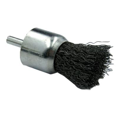 Spazzola per trapano TIVOLY in acciaio Ø 18 mm