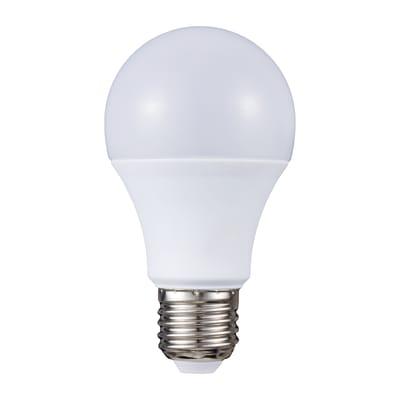 Lampadina LED E27 standard bianco caldo 5.5W = 470LM (equiv 40W) 180°