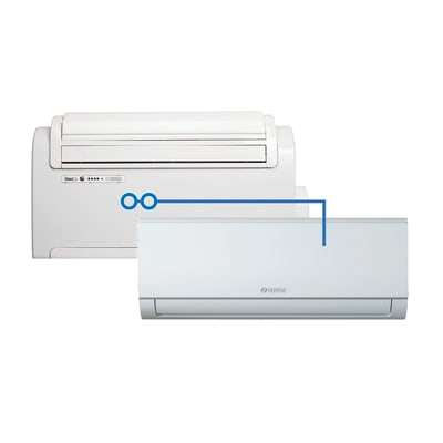 Climatizzatore dualsplit OLIMPIA SPLENDID Unico 8530 BTU