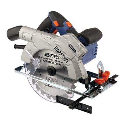 Sega circolare DEXTER POWER 600 W Ø 190 mm
