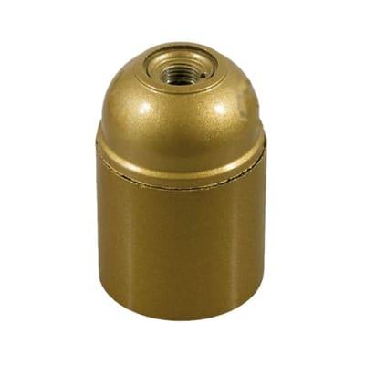 Portalampada E27 oro