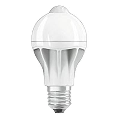 Lampadina LED, E27, Goccia, Opaco, Luce calda, 9W=806LM (equiv 60 W), 200° , OSRAM
