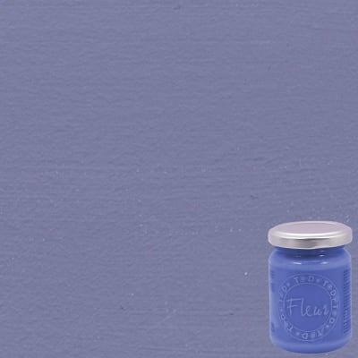 Colore acrilico FLEUR Copenhagen blue 0.33 L azzurro opaco