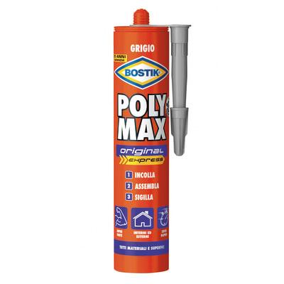Colla Poly max original express BOSTIK grigio 425