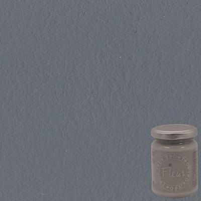Colore acrilico FLEUR Indian elephant 0.33 L grigio opaco