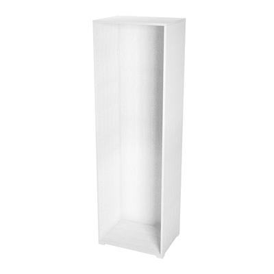 Struttura Spaceo L 60 x H 192 x P 45 cm bianco