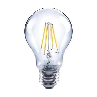 Lampadina LED filamento E27 standard bianco naturale 7W = 806LM (equiv 60W) 360° LEXMAN