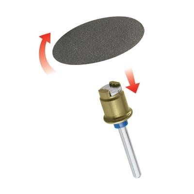 Disco lamellare BOSCH Ø 30 mm mm grana 60