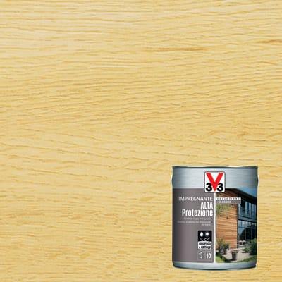 Impregnante a base acqua V33 Alta Protezione incolore 2.5 L