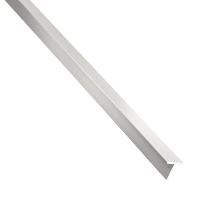 Profilo t STANDERS in alluminio 2.6 m x 3 cm grigio