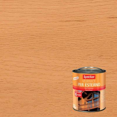 Flatting liquido SYNTILOR 2.5 L incolore lucido
