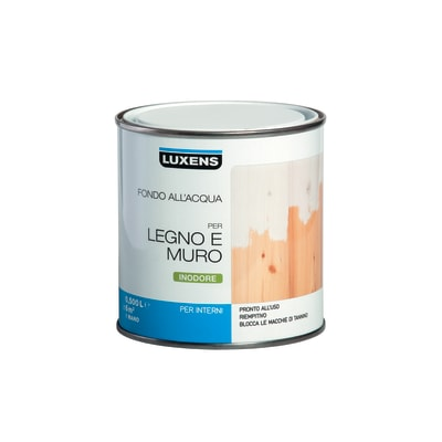 Primer LUXENS base acqua interno all'acqua 0.5 L