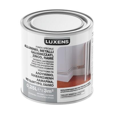 Primer precolorazione LUXENS bianco 0.25 L
